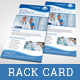 Medical Rack Card Template - GraphicRiver Item for Sale