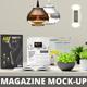 Magazine Mock Up Creator - GraphicRiver Item for Sale