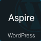 Aspire - News & Magazine Clean WordPress Theme - ThemeForest Item for Sale
