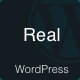 Real - Blog and Magazine Clean WordPress Theme - ThemeForest Item for Sale