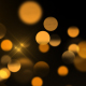 Gold Bokeh Loop - VideoHive Item for Sale