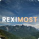 Reximost - Responsive CV / Resume / Personal / Portfolio WordPress Theme Nulled