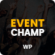 Event Champ – Multiple Events & Conference WordPress Theme Nulled