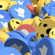 Facebook Reactions Emoji - VideoHive Item for Sale
