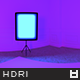 High Resolution Photo Studio HDRi Map 006