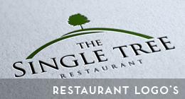 Restaurant Logo's