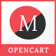 Menda - Advanced Opencart Theme Nulled