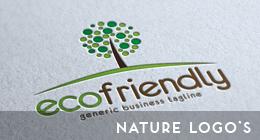 Nature Logo's