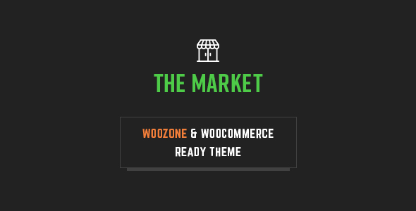 The Market - WooZone Affiliates Theme - CodeCanyon Item for Sale