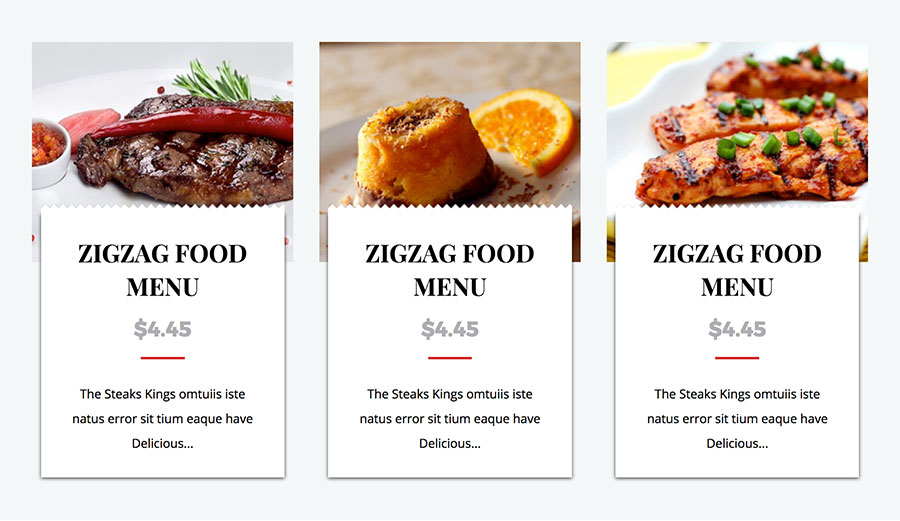 Food Menu | Wordpress Food Menu Plugin With Layout Builder By Bloxthemes