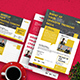 Seminar Event Flyer Bundle - GraphicRiver Item for Sale