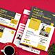Seminar Event Flyer Bundle - GraphicRiver Item for Sale