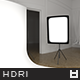 High Resolution Photo Studio HDRi Map 007