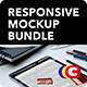 Responsive Screen MockUp Pack | Bundle Edition - GraphicRiver Item for Sale