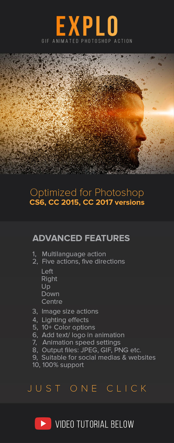 Gif animated explo photoshop action by walllow graphicriver gif animated explo photoshop action negle Gallery