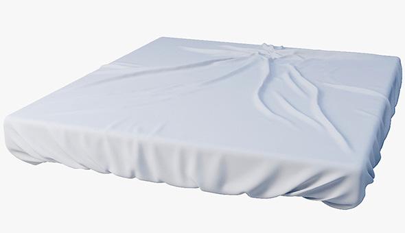 bed sheet - 3DOcean Item for Sale