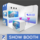 Unique Trade Show Booth Mockup - GraphicRiver Item for Sale