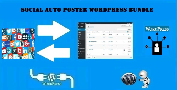 Social Auto Poster WordPress Bundle by CodeRevolution - CodeCanyon Item for Sale