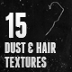 15 Dust and Hair Particles Backgrounds / Textures - GraphicRiver Item for Sale
