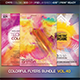 Colorful Flyers Bundle Vol. 40 - GraphicRiver Item for Sale