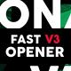 Fast Opener v3 - VideoHive Item for Sale