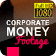 Cash Money Flying Through City - VideoHive Item for Sale