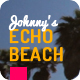 Echo Beach Logo Reveal - VideoHive Item for Sale