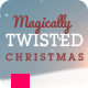 Magically Twisted Christmas - Logo Reveal - VideoHive Item for Sale