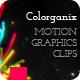 Colorganix - 7 Particle Elements - VideoHive Item for Sale