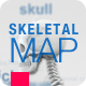 3D Skeletal Map - VideoHive Item for Sale