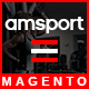 AMSport - Sport Store Responsive Magento Theme - ThemeForest Item for Sale
