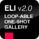 Eli 2.0 - Loopable One Shot Photo Gallery - VideoHive Item for Sale