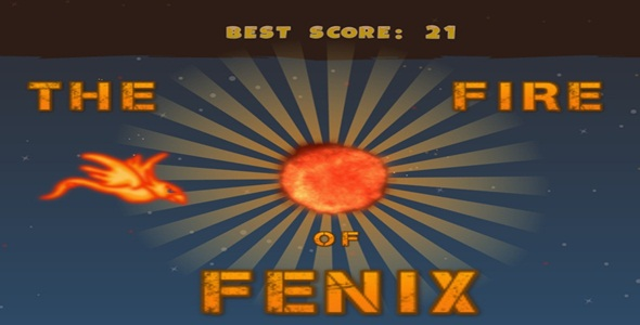 The Fire Of Fenix - CodeCanyon Item for Sale