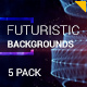 Futuristic Backgrounds | v.1 - VideoHive Item for Sale