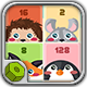 2048 Cuteness Edition - HTML5 Skill Game