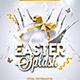 Easter Splash Flyer Template - GraphicRiver Item for Sale