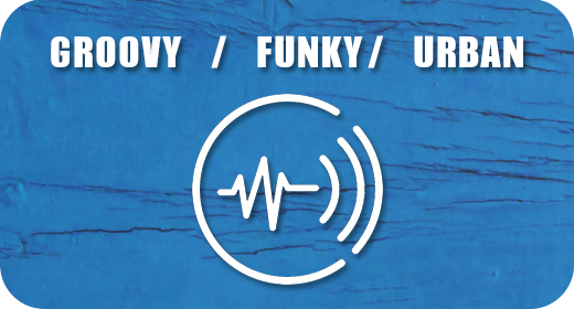 GROOVY - FUNKY - URBAN