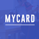 MyCard Ultimate Resume HTML Template - ThemeForest Item for Sale