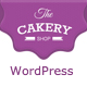 Cakeryshop - Cake WordPress Theme