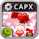 Valentine's Memory - HTML5 Construct 2 Puzzle Game - CodeCanyon Item for Sale
