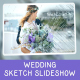 Wedding Sketch Slideshow - VideoHive Item for Sale