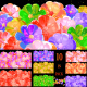 Colorful Flowers Transition Pack - VideoHive Item for Sale