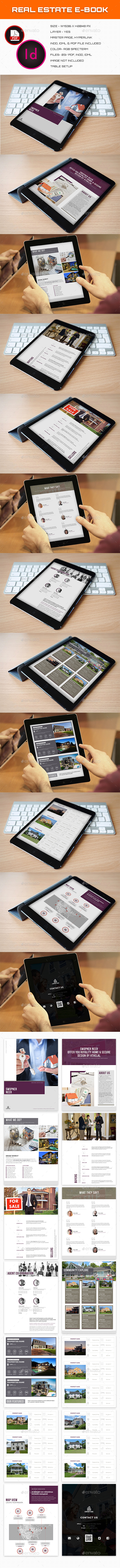 Real Estate E-book - ePublishing