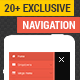 Web Slide - Responsive Megamenu Navigation Sub Dropdown Menu