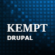 E-Kempt - Creative Multi Concept Drupal 8 Theme