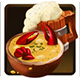 Food and Dishes Icons - GraphicRiver Item for Sale