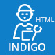 Indigo Labour Directory HTML Template - ThemeForest Item for Sale