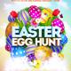 Easter Egg Hunt Flyer Template 2 - GraphicRiver Item for Sale