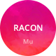 Racon - Muse Template - ThemeForest Item for Sale