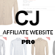 CJ Affiliate Website Pro - CodeCanyon Item for Sale